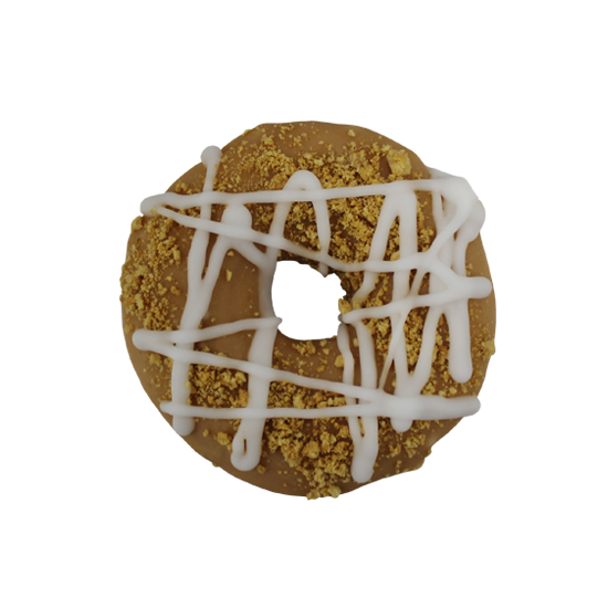 dunkin maple crumble ring