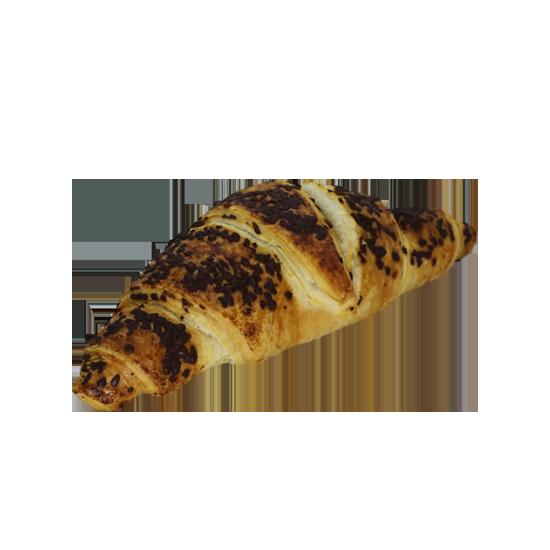 Dunkin Chocolate Croissant