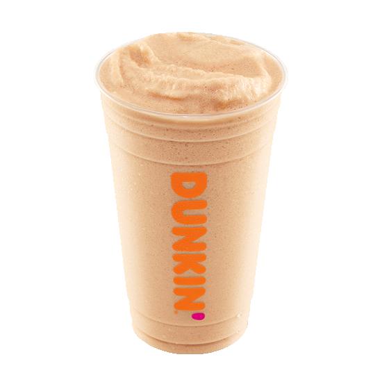 Dunkin Frozen Chai Latte