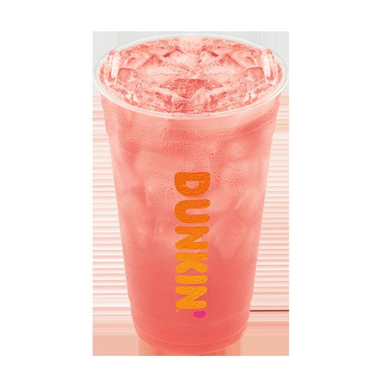 Dunkin Shaken Lemonade